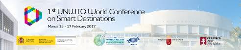 1º Edición del Congreso Mundial  de la OMT sobre Destinos Inteligentes